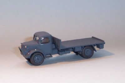 bw230.  austin k3, 3 ton, flatbed  - 12.00